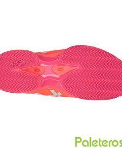 Suela de las zapatillas Asics Gel Lima Woman