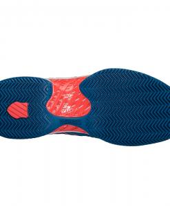 Suela zapatillas K-Swiss Hypercourt supreme azules