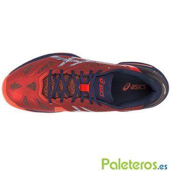 Zapatillas Asics de Pablo Lima