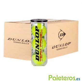 Cajón de pelotas Dunlop Team Padel