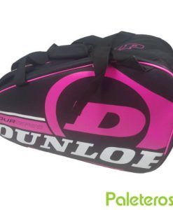 Paletero Dunlop Tour Series rosa
