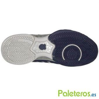 Suela de espiga zapatillas Bigshot Light blancas