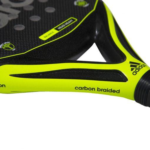 Pala Adidas Essnova Carbon Detalle