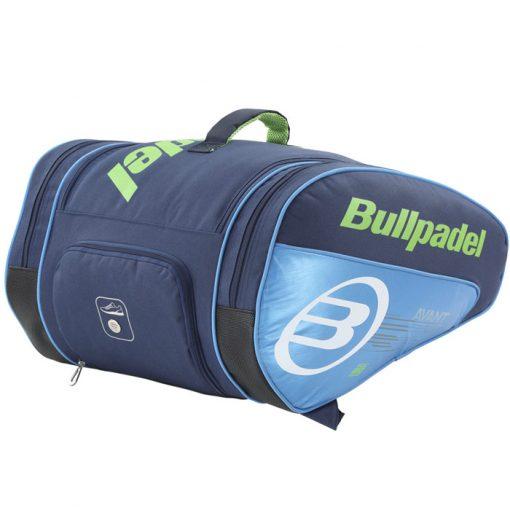 Paletero Bullpadel Big Capacity Azul Marino 20