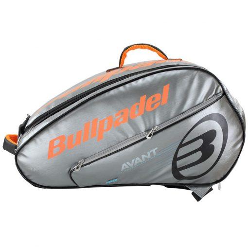 Paletero Bullpadel Big Capacity Plata 2020