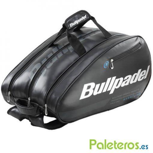 Paletero Bullpadel Casual Negro