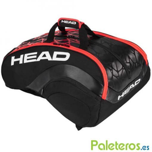 Paletero HEAD Delta Bela Monstercombi 2019