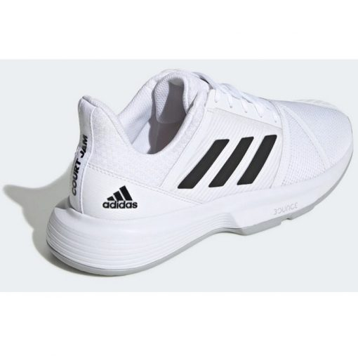 Adidas Courtjam Bounce Blancas Zapatillas