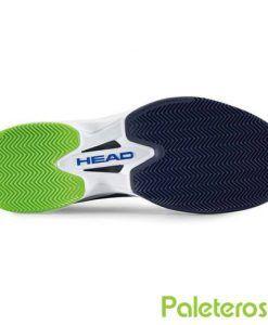 Suela de espiga zapatillas Nitro Pro HEAD