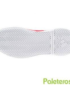 Suela espiga zapatillas Adizero Defiant Bounce Woman de Adidas