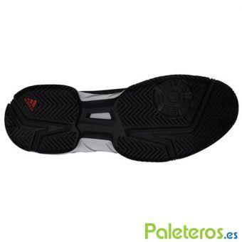 Suela de las zapatillas Barricade Court 3 de Adidas
