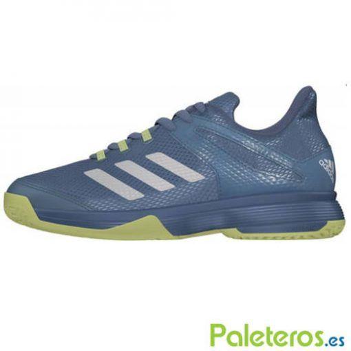 Zapatillas Adidas Adizero Club azules