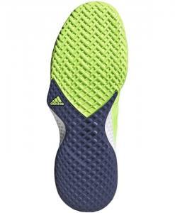 Zapatillas Adidas Adizero Club Verde Suela