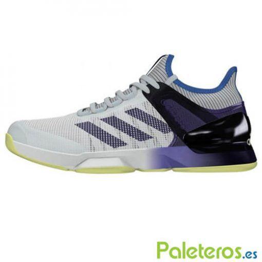 Zapatillas Adidas Adizero Ubersonic 2 blancas