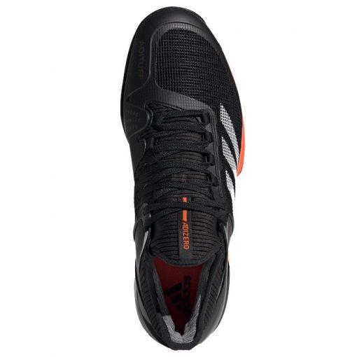 Zapatillas Adidas Adizero Ubersonic 2 Clay Black
