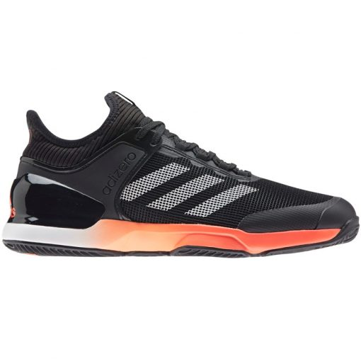 Zapatillas Adidas Adizero Ubersonic 2 Clay Negras