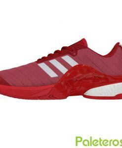 Zapatillas Adidas Barricade Boots rojas