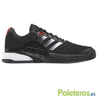 Zapatillas Adidas Barricade 2018 Clay negras