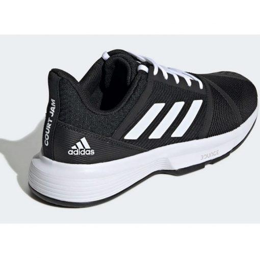 Zapatillas Adidas Courtjam Bounce Negras 20