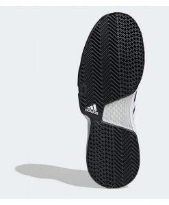 Zapatillas Adidas Courtjam Bounce Negras Suela