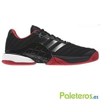Zapatillas Adidas Barricade Boost negras