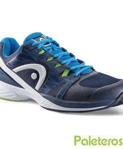 Zapatillas HEAD Nitro Pro azules