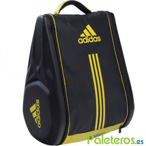 Bolsa de pádel Adipower amarilla de Adidas