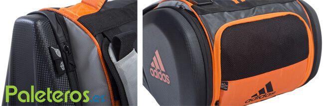 Material rigido paletero Adipower Orange de Adidas