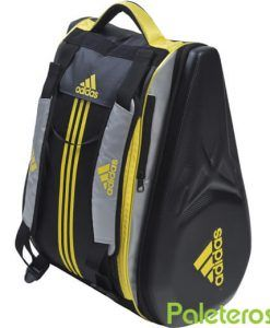 Paletero Adidas Adipower amarillo