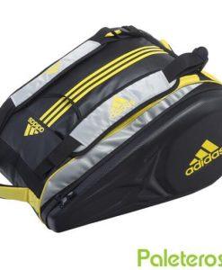 Paletero Adipower negro-amarillo de Adidas
