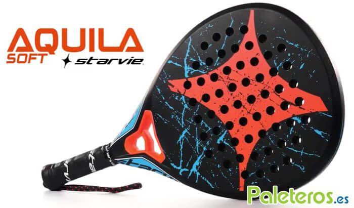 Aquila Carbon Soft 2018 pala StarVie