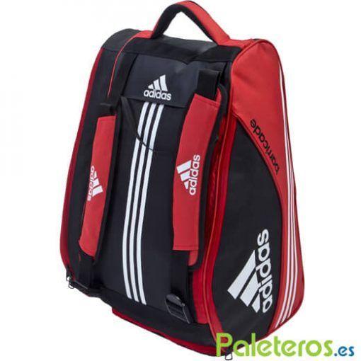 Bolsa pádel Adidas Barricade Red