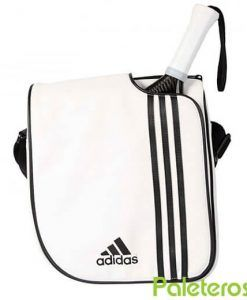 Bolso de padel Adidas Messenger blanco