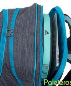 Capacidad de la mochila Supernova de Adidas