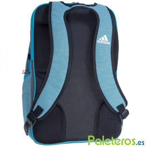 Espalda acolchada mochila Supernova azul de Adidas