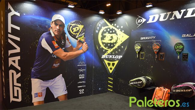Juani Mieres jugador Dunlop