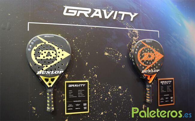 Palas Gravity de Dunlop