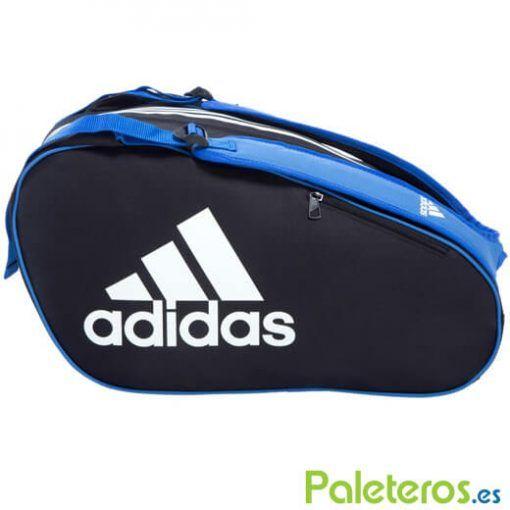 Paletero Adidas Control negro y azul 2018