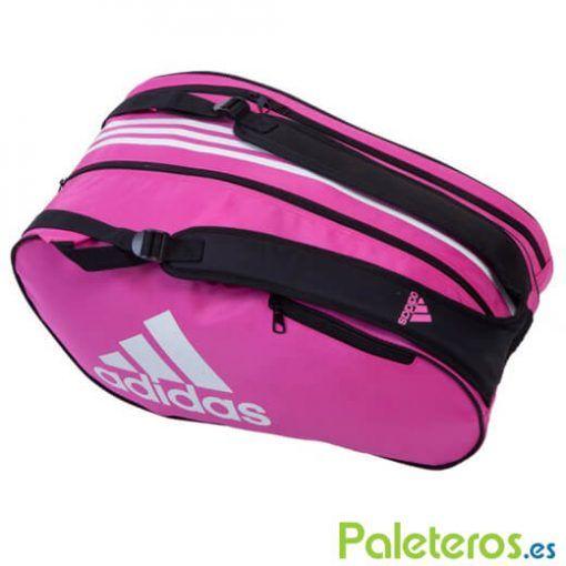 Paletero Control rosa de Adidas 2018