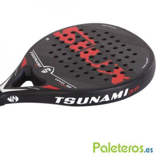 Tsunami 3.0 Roja pala Siux 2018