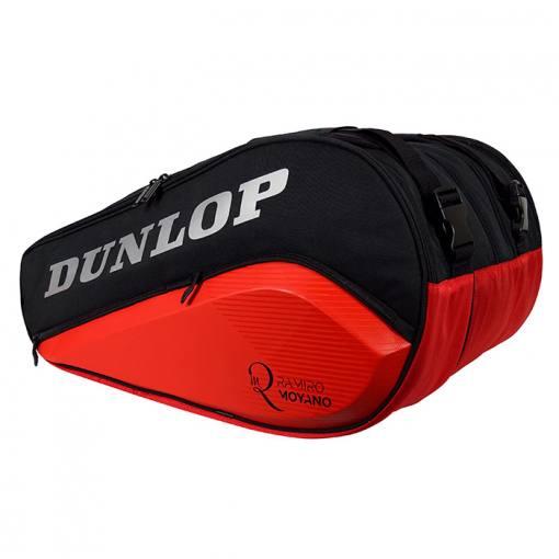 Paletero Dunlop Elite Rojo - Ramiro Moyano