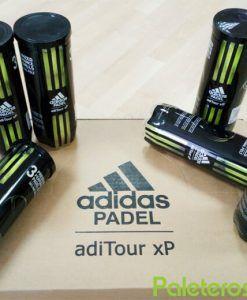 Pelotas padel Adidas adiTour xP