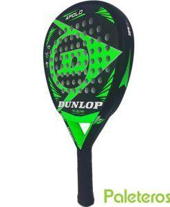 Apolo verde pala Dunlop