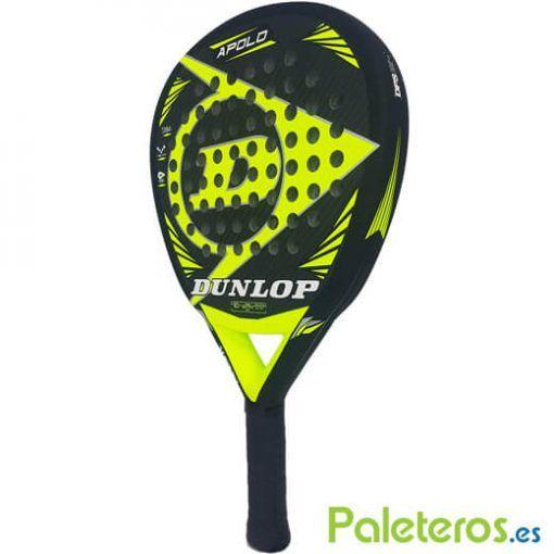 Pala Apolo amarilla de Dunlop