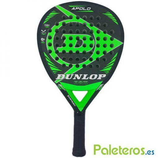 Pala Dunlop Apolo verde