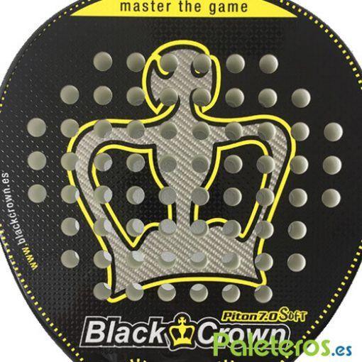 Piton 7 Soft pala de Black Crown