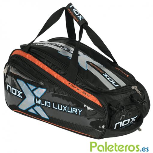 Bolsa Paletero Nox Luxury Plata