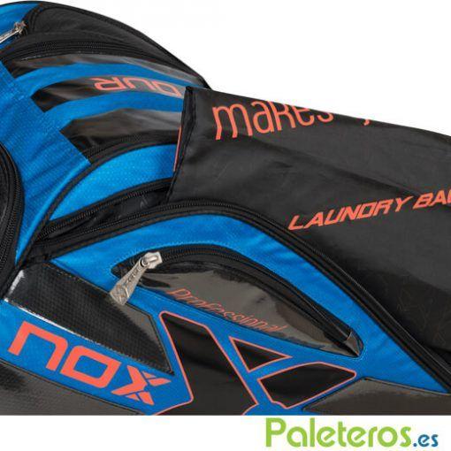Bolso-Paletero Nox Tour Blue