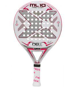 Pala Nox ML10 Pro Cup Silver