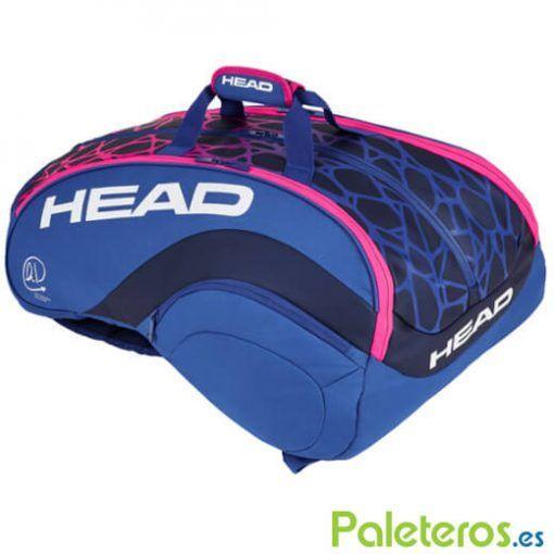 Paletero Head Delta Ale Azul